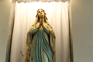 Kolbe Mary Statue